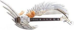 strange guitars